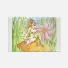 Sexy Fairy Rectangle Magnet
