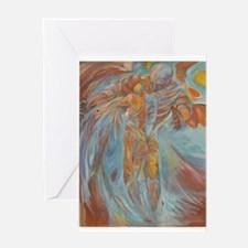 Angel - higher res Greeting Card