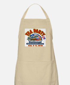 Tea Party Convention Apron