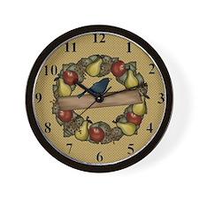 Unique Cheryl seslar Wall Clock
