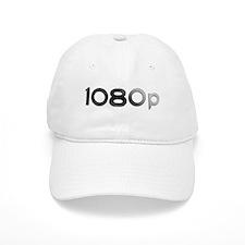 1080p High Definition Graphic Baseball Cap