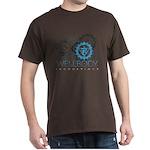 Throat Chakra Affirm Men's Dark T-Shirt