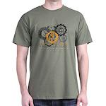 Sacral Chakra Men's Dark T-Shirt