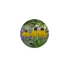 Cute Native plants Mini Button