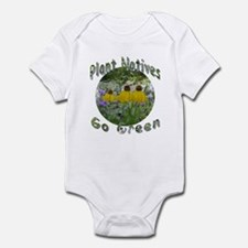 Cute Wildflowers Infant Bodysuit