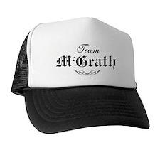 Team McGrath Trucker Hat