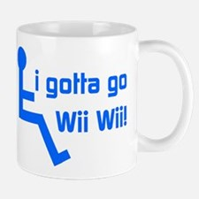 Cute Gotta go Mug