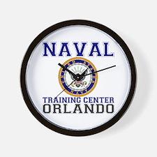 NTC Orlando Wall Clock