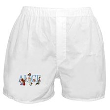 ALICE AND FRIENDS Boxer Shorts