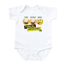 Unique Weekend Infant Bodysuit