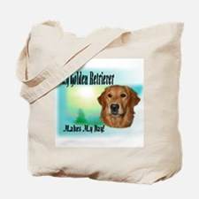 Golden Retriever Gifts Tote Bag