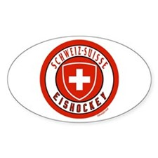 Switzerland Ice Hockey Decal