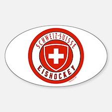 Switzerland Ice Hockey Decal