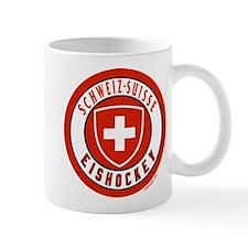 Switzerland Ice Hockey Mug