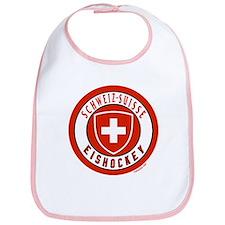 Switzerland Ice Hockey Bib