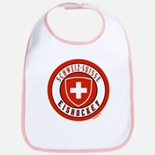 Switzerland Ice Hockey Bib