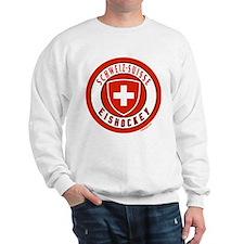 Switzerland Ice Hockey Sweatshirt