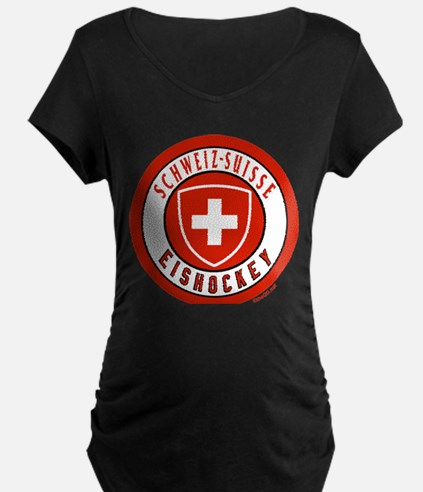 Switzerland Ice Hockey T-Shirt
