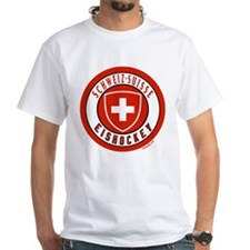 Switzerland Ice Hockey Shirt