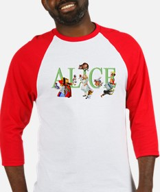 ALICE AND FRIENDS Baseball Jersey