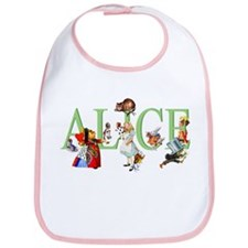 ALICE AND FRIENDS Bib