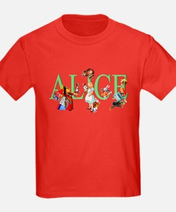 ALICE AND FRIENDS T