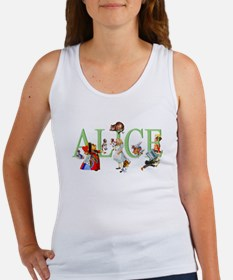 ALICE AND FRIENDS Women's Tank Top