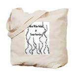 Men Who Stink Tote Bag