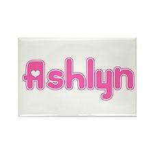 """Ashlyn"" Rectangle Magnet"