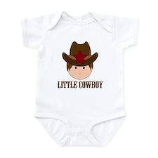 Cute Little Cowboy Infant Bodysuit