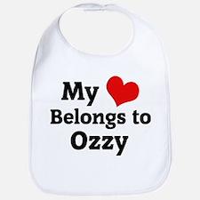 My Heart: Ozzy Bib