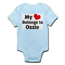 My Heart: Ozzie Infant Creeper