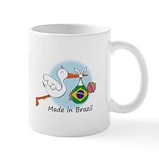Stork Baby Brazil Mug