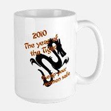 The Year Of The Tiger Mug