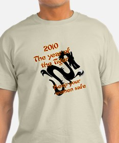 The Year Of The Tiger T-Shirt