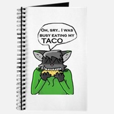 NicoNeko and his Taco Journal