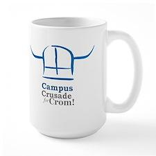 campus crusade for crom! Mug
