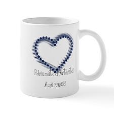 Rheumatoid Arthritis Awarenes Small Mug