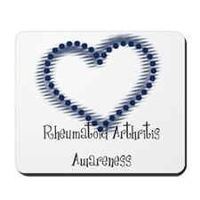 Rheumatoid Arthritis Awarenes Mousepad
