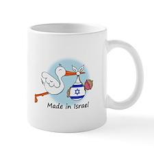 Stork Baby Israel Mug