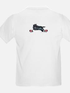 Agility Scottie Champion Kids T-Shirt