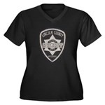 Lincoln County Deputy Sheriff Women's Plus Size V-