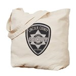 Lincoln County Deputy Sheriff Tote Bag