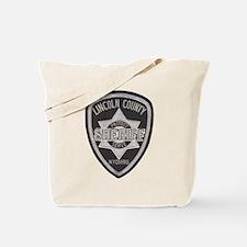 Lincoln County Deputy Sheriff Tote Bag
