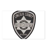 Lincoln County Deputy Sheriff Postcards (Package o