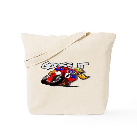 Goose It Road Racing Tote Bag