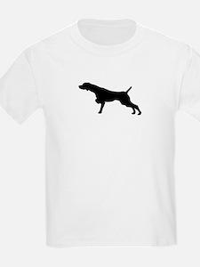 shorthair siloette T-Shirt