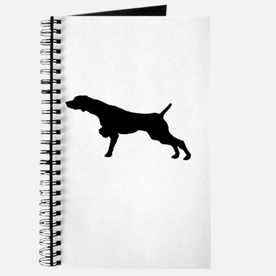 Funny Pets german shorthaired pointer Journal