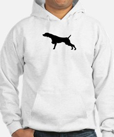 Funny Dog boxers Hoodie