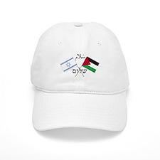 Peace Israel & Palestine Baseball Cap